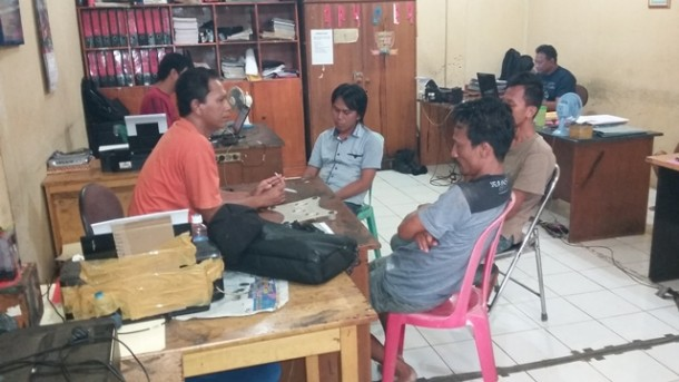 Kedapatan Nyabu, Tiga Warga Lampung Utara Ditangkap