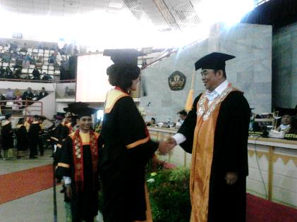 Lulusan Universitas Lampung Mesti Siap Masuki Masyarakat Ekonomi ASEAN