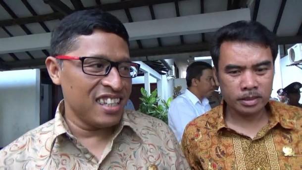 Ketua DPRD Bandar Lampung Wiyadi. | Sigit Sopandi/Jejamo.com