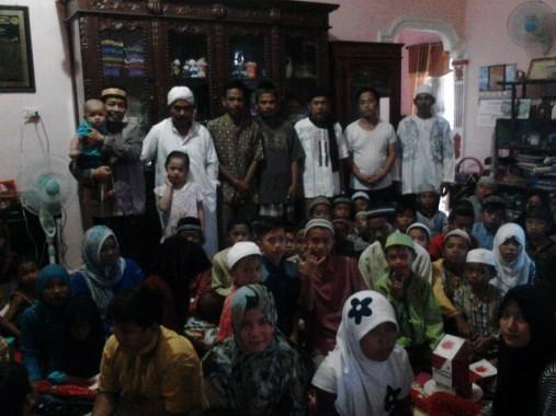 Yayasan Darul Aitam Kotabumi Gelar Doa Bersama