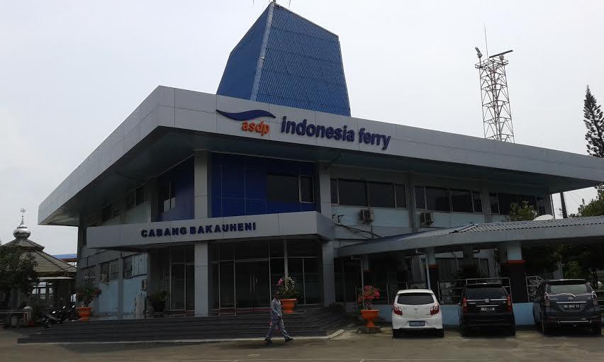 Inilah Daftar Tarif Baru Penyebrangan Pelabuhan Bakauheni Lampung