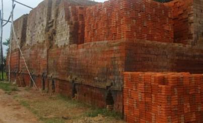 Perajin Bata Desa Sumber Agung Lampung Tengah Sulit Dapat Bahan