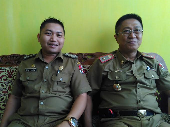 Bappeda Lampung Utara Segera Petakan Wilayah Perbatasan