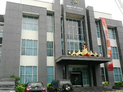 Badan Pusat Statistik (BPS). | Sugiono/Jejamo.com