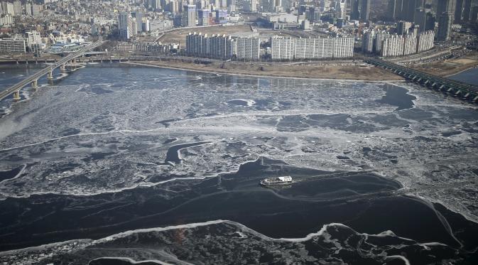 Cuaca Ekstrem, 85 Warga Taiwan Meninggal karena Hipotermia