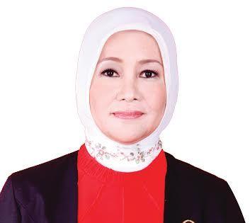 Anggota Komisi X DPR RI, Dwita Ria Gunadi. | Ist.