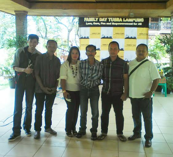 Tingkatkan Semangat Kerja, PT. Trakindo Lampung Helat Family Day