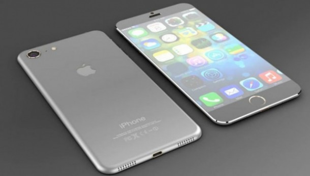 iPhone 7 Konsep