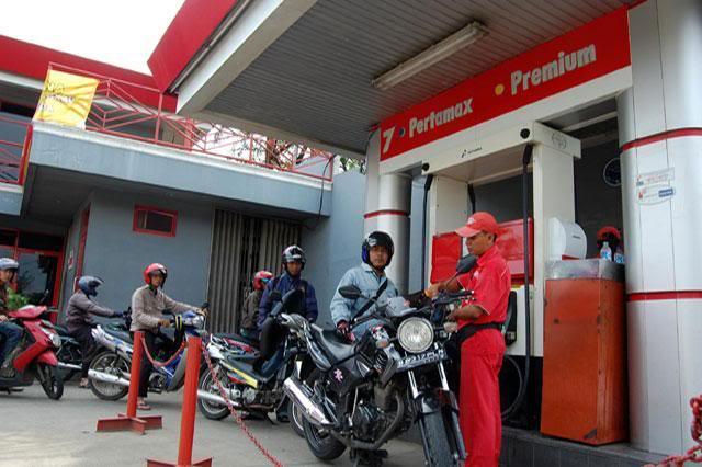 BBM Turun, Sejumlah SPBU di Lampung Merugi