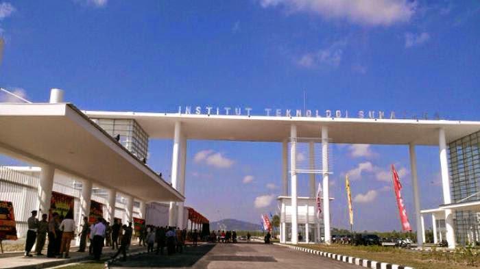 Institut Teknologi Sumatera (ITERA). | Ist.
