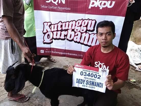Kepala Cabang PKPU Lampung Sefrizal Permana. | Istimewa
