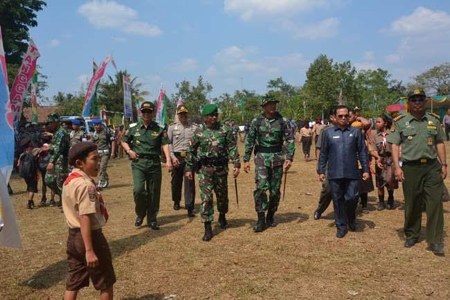 MTQ 2016, Kodim 0424/Tanggamus Siap Tampung Kafilah se-Lampung
