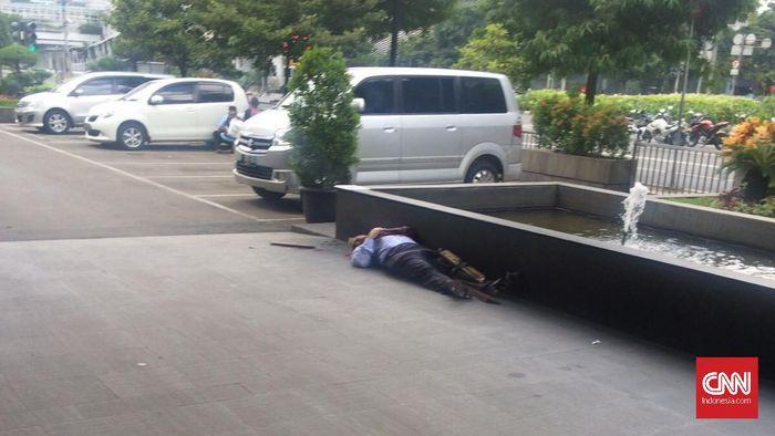 Breaking News: 3 Orang Meninggal pada Ledakan Sarinah Jakarta Pusat