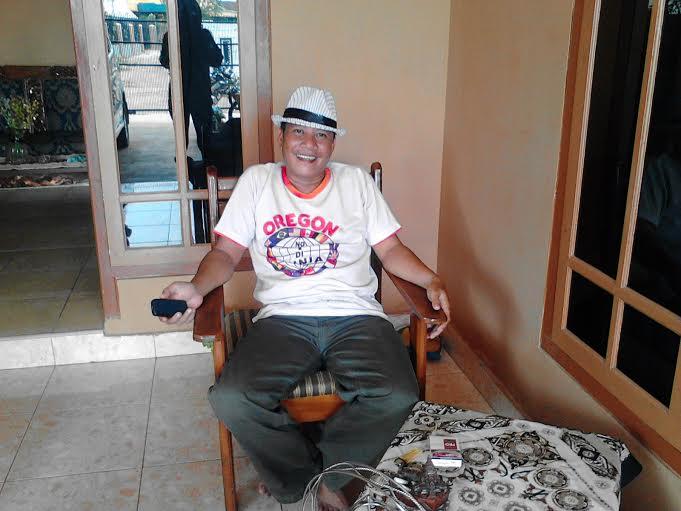 Warga Lampung Utara Habiskan Weekend di Taman Santap