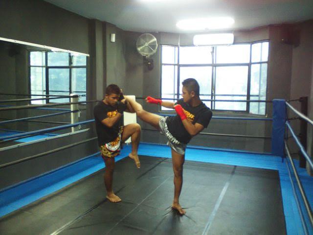 Seni Bela Diri Muay Thai Kini Ada di Bandar Lampung