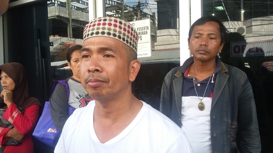 Breaking News: Mayat Anonim di Tanjungkarang Pusat Bandar Lampung Dilarikan ke RS Abdoel Moeloek