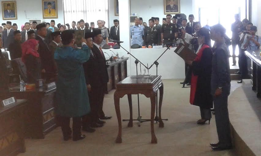 Siang Bolong, BMT Amanah Sentosa Abadi Lampung Timur Disatroni Perampok