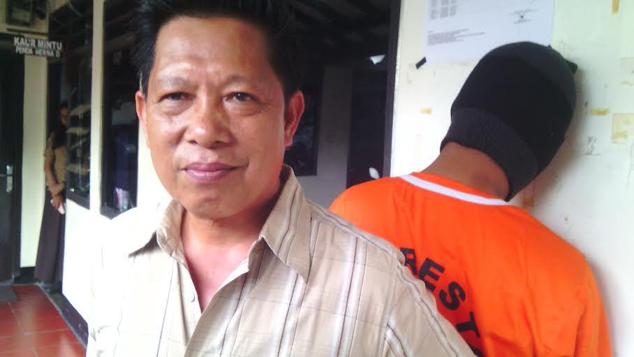 Jual Sabu, Oknum Satpol PP Bandar Lampung Diciduk Polisi