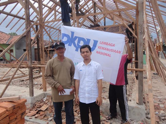 Sefrizal Permana Kepala Cabang Baru PKPU Lampung