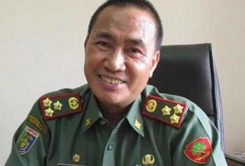 Penjabat Bupati Lampung Timur, Drs. Tauhidi. | lampost.co
