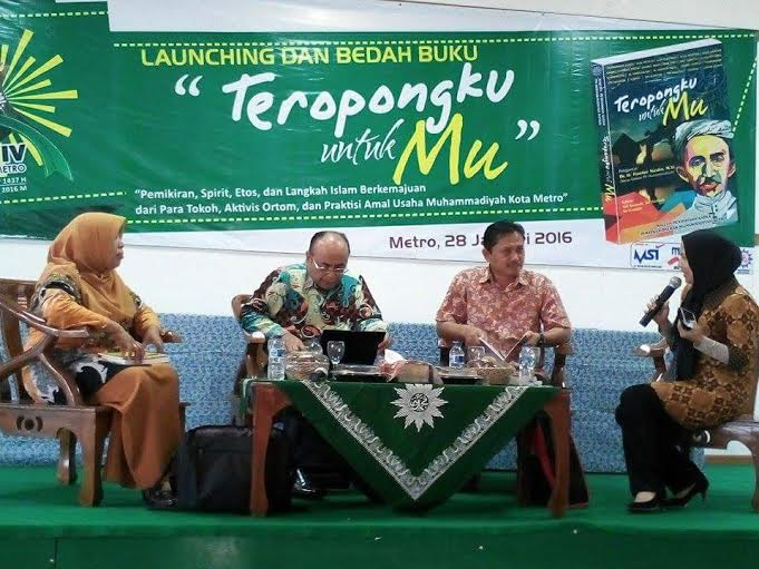 Launching dan Bedah Buku
