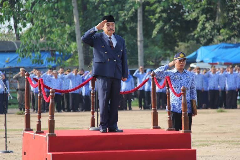 Pj. Wali Kota Metro Ajak SKPD Berlomba-lomba Tingkatkan Kinerja