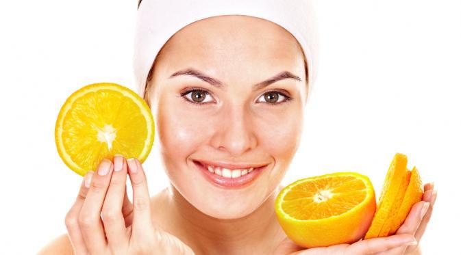 Vitamin C (Ilustrasi). | bintang.com