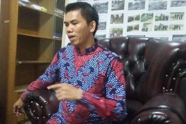 Eratkan Kerja Sama, Pemred Jejamo.com Silaturahmi Kacab BRI Syariah Tanjungkarang Lampung