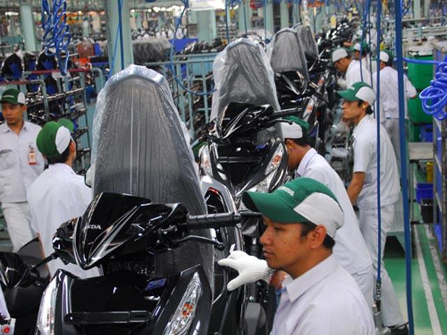 Penjualan Sepi, AHM Bantah akan PHK Besar-Besaran Karyawannya