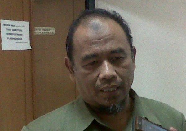 Ahkmadi Sumaryanto Tindak Lanjuti Usulan Alih Fungsi Register 28 Tanggamus
