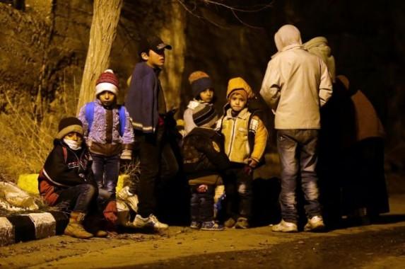 Anak-Anak Kota Aleppo