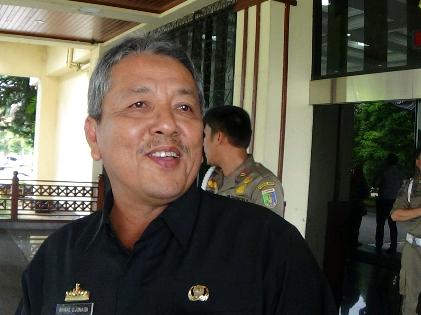 Sekretaris Daerah Provinsi Lampung Arinal Djunaidi | Sugiono/jejamo.com