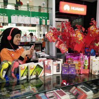 Asia Ponsel Lampung Hari Ini Bagi-Bagi Angpao