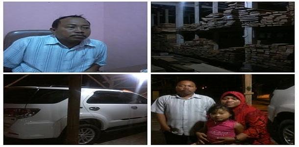 Askari Lubis, seorang pengusaha asal Bumi Kencana, Bandar Jaya, Lampung Tengah | Mukaddam/jejamo.com