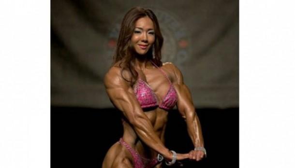 Atlet Binaraga wanita