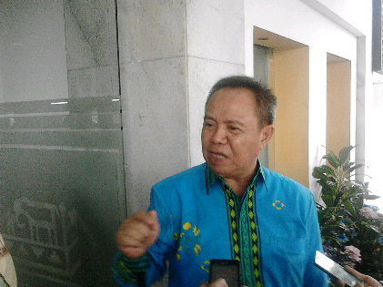 Ziarah ke Makam Minak Pati Pejurit di Pagardewa Tulangbawang Barat