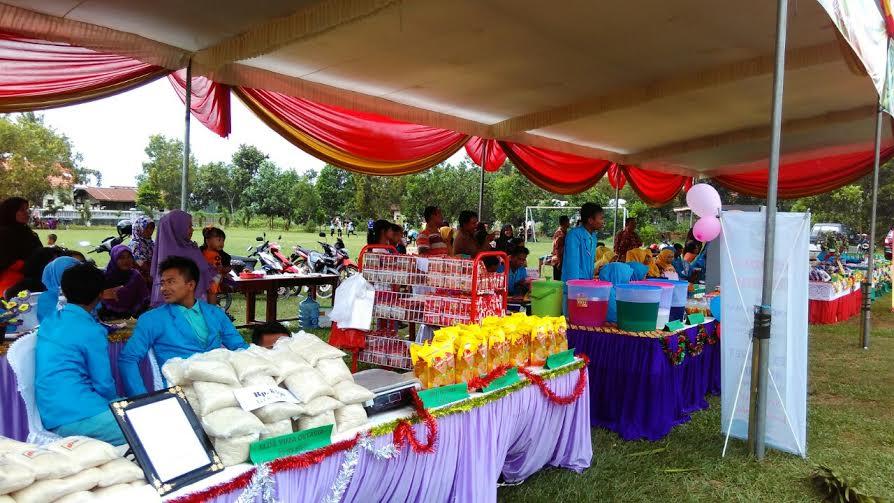 Hari Ini Ada Bazar Murah di Seputihmataram Lampung Tengah