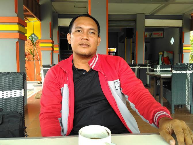 Masyarakat Pemerhati Konsumen Listrik Indonesia, Bima Indarto, SH | Wahyu/Jejamo.com
