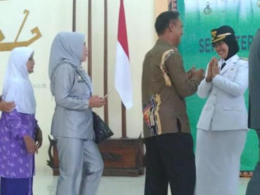 Kecamatan Natar Juara Umum MTQ Lampung Selatan