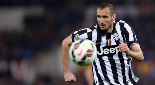 Juventus Terancam Kehilangan Chiellini Saat Hadapi Munchen