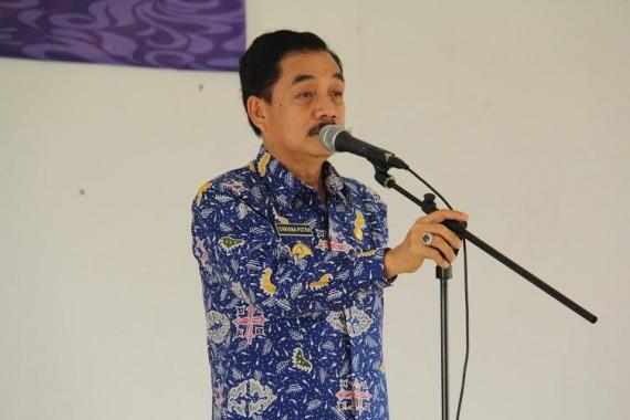 Penjabat Walikota Metro A Chrisna Putra | Wahyu/jejamo.com