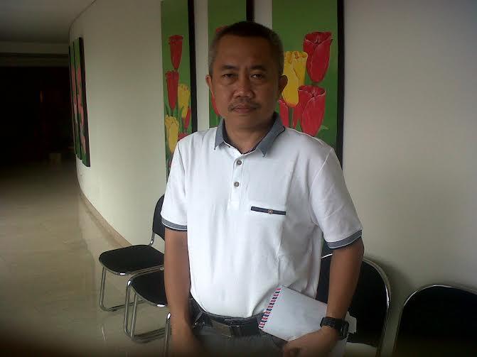 ketua DPW Partai Perindo Lampung Jolly Sanggam | Tama/jejamo.com
