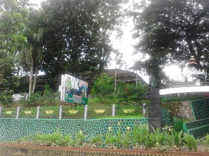 Kantor Dinas Kehutanan Lampung. | Sugiono/Jejamo.com
