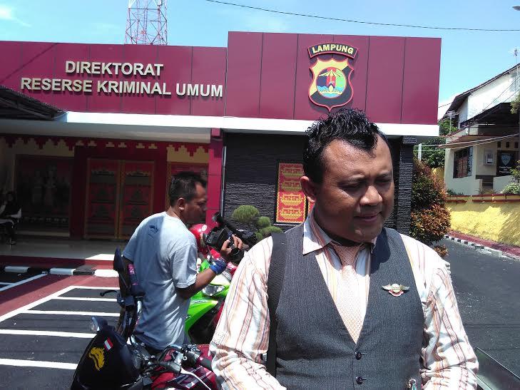 Breaking News: Pengacara Nagaswara Benarkan Hesty Klepek-Klepek Ditangkap Polda Lampung