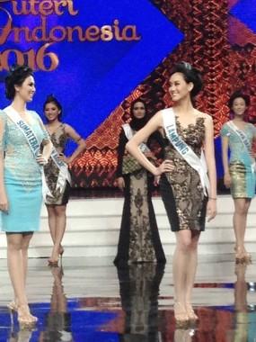 BREAKING NEWS: Ini Jawaban Putri Indonesia Asal Lampung Felicia