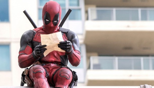 Film Superhero Konyol Deadpool Cetak Rekor Baru Box Office