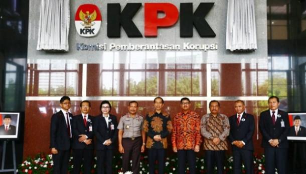 Presiden dan DPR Sepakat Tunda Revisi Undang-Undang KPK