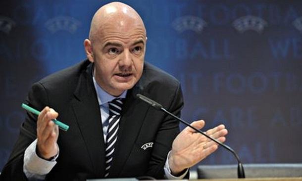 Inilah Presiden Baru FIFA Pengganti Sep Blatter