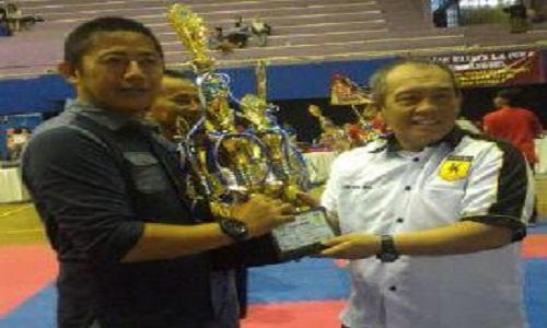 Karateka Lampuang Utara Raih 19 Emas dalam LA Cap se-Sumbagsel