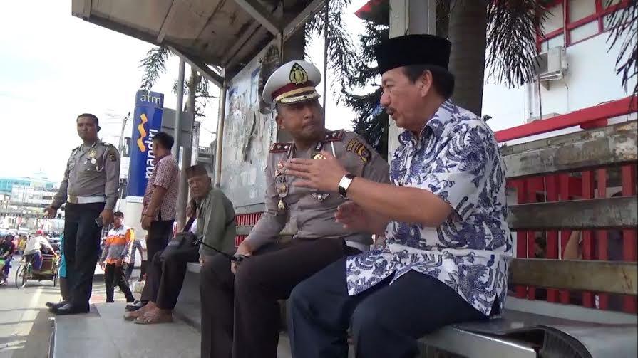 Herman HN Anggap Rekayasa Lalulintas di Jalan Kartini Berjalan Normal